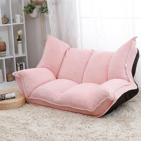 日式折叠沙发床飘窗躺椅